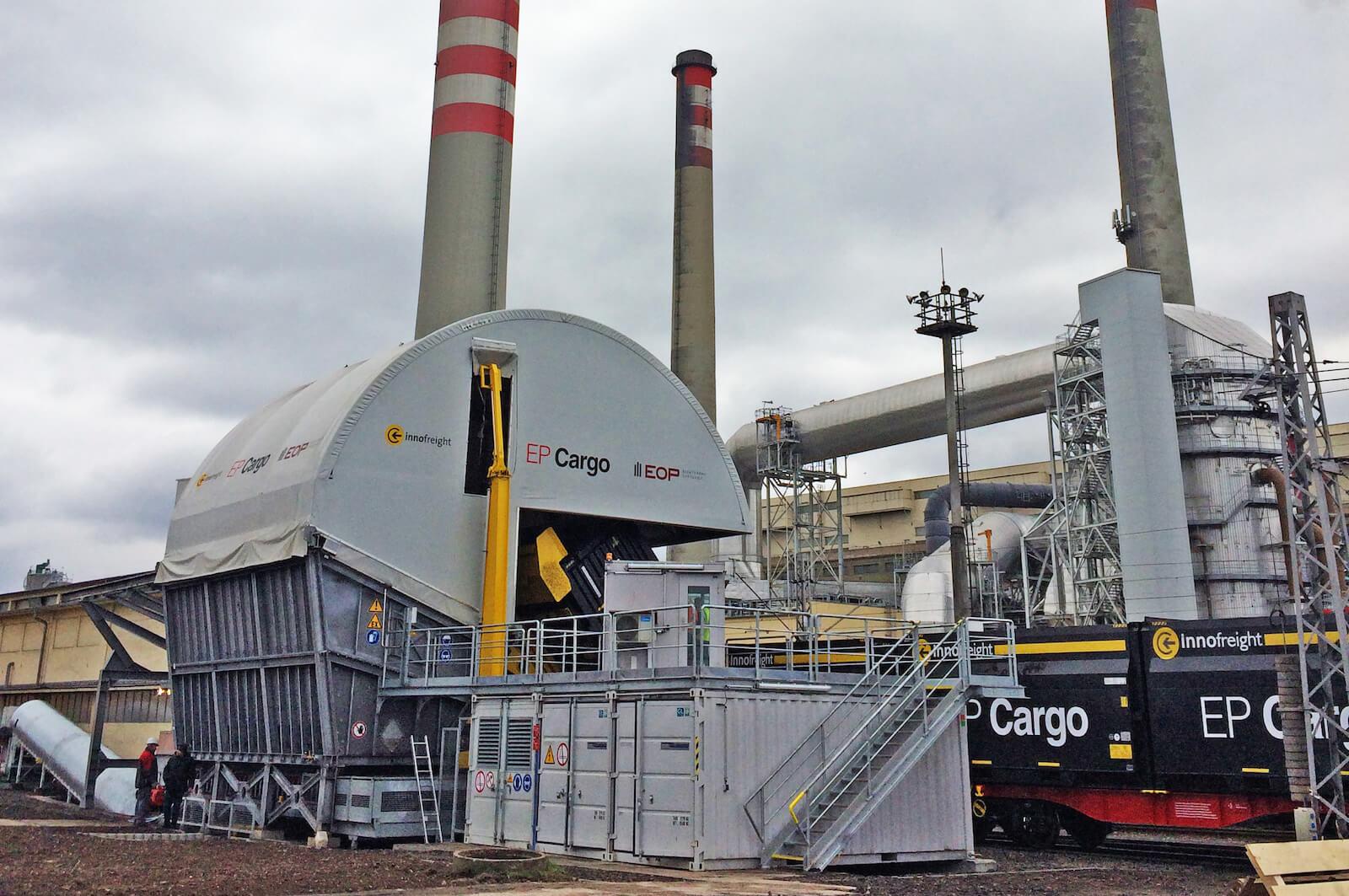 Erfolgreicher Start der Braunkohle-Transporte für EP Cargo ...